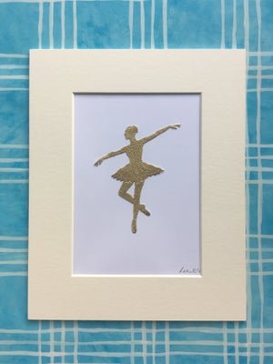 Image of Single Dancer (Gold)