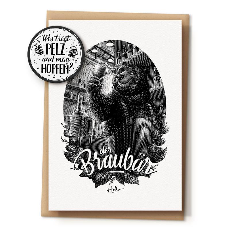 Image of Der Braubär