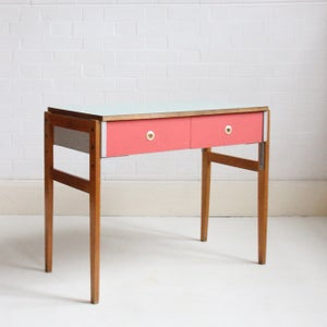 Image of Small desk from Czech Republic C 1950