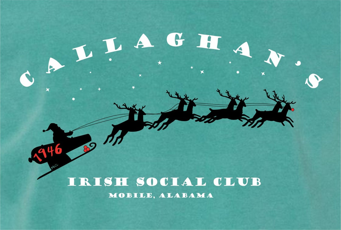 Image of Merry Christmas from Callaghan's