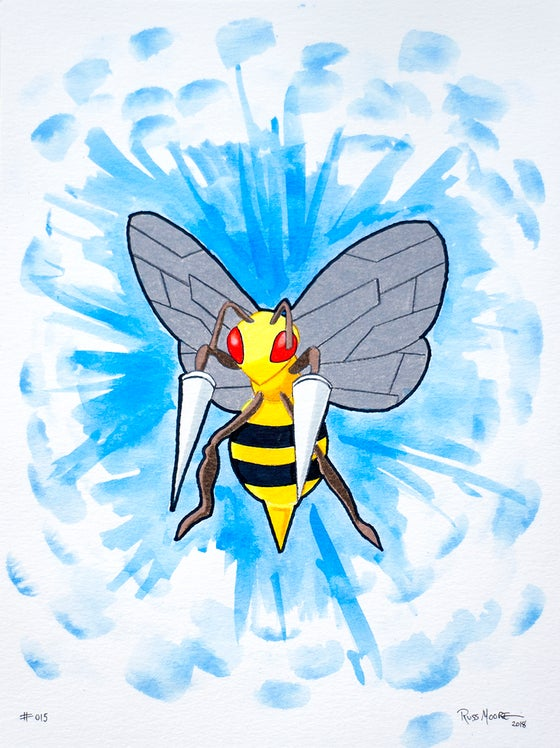 Image of Beedrill #015
