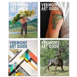 Image of Vermont Art Guide Year Two Collectors Pack
