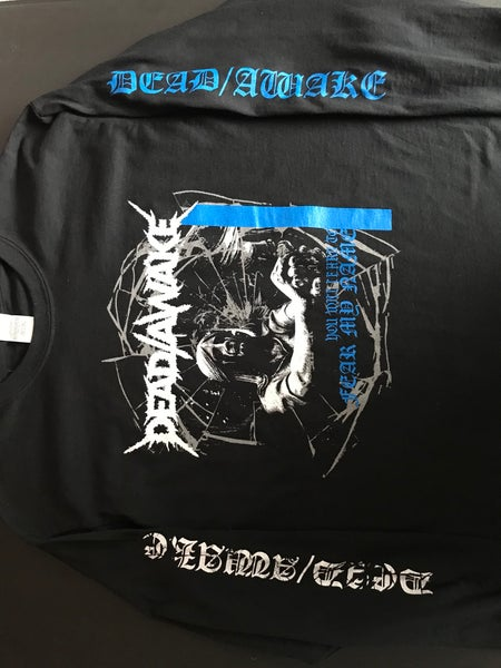 """Image of """"The Pale Horse"""" longsleeve"""