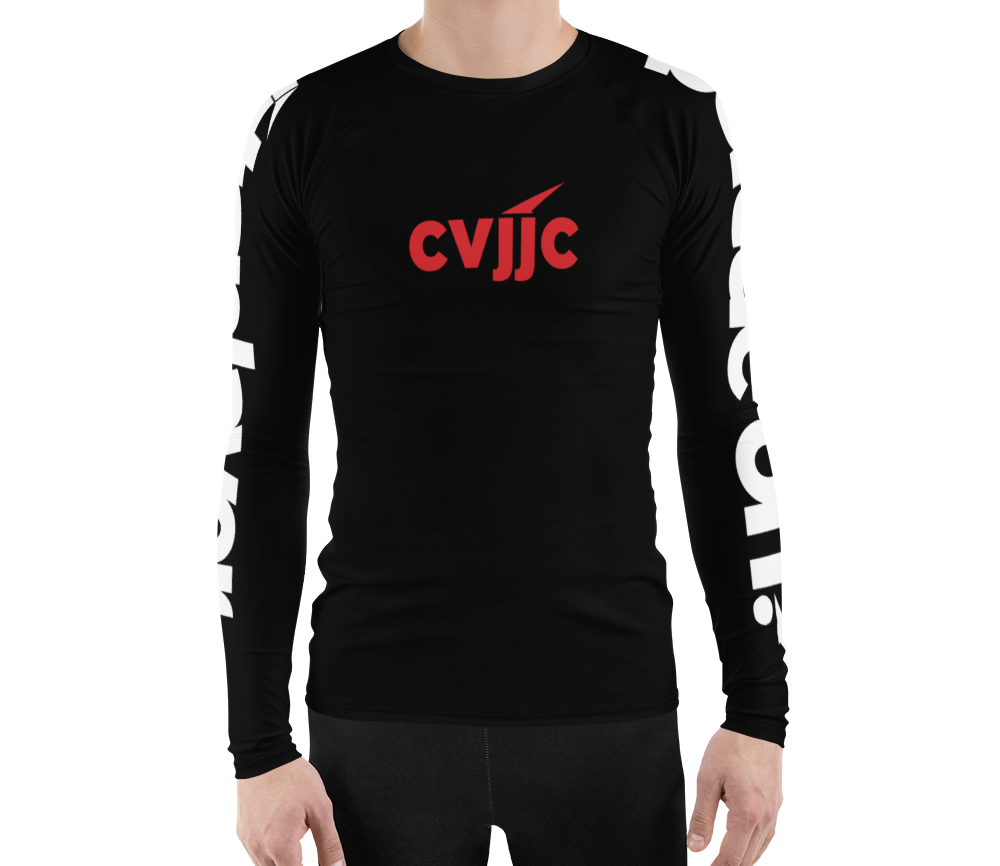 Image of CVJJC + Jitsplayer Battle Rashguard