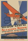 Image of Buffalo 1930 Aviation Show