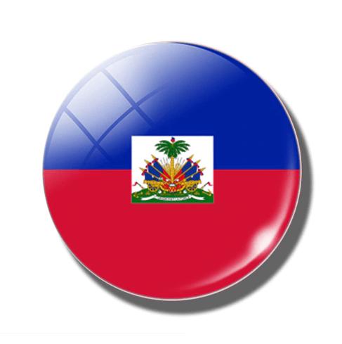 Image of Haiti Fridge Magnet