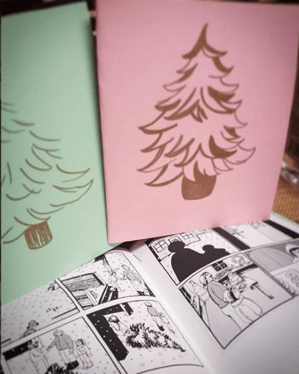 Image of Christmas Memory Mini-Comic