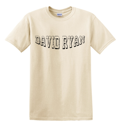Image of DAVID RYAN CLASSIC T-SHIRT