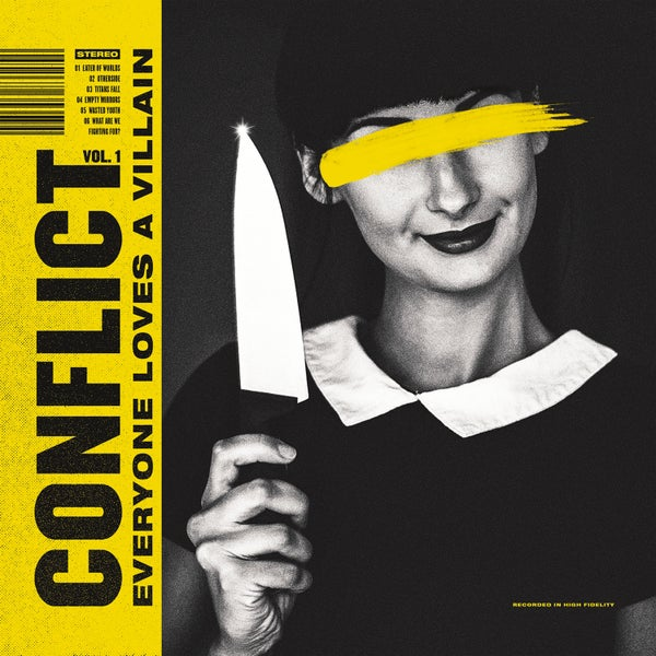 Image of Conflict VOl.1 CD