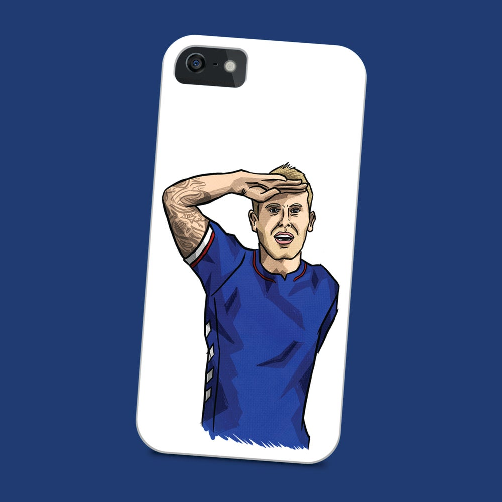 Image of Salute to Scott Arfield phone case