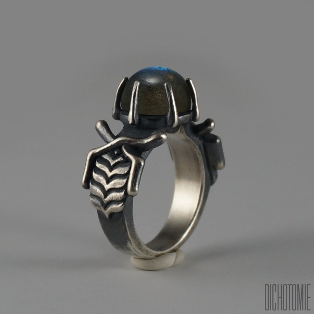Image of The Nazgûl Ring (Setting Only)