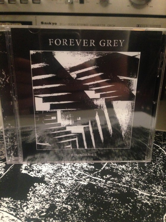 Image of Forever Grey - Boundaries CD