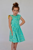 Image 1 of Tilly Dress in Pineapples