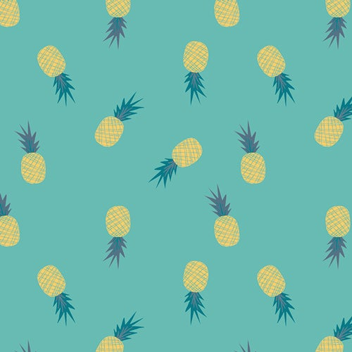 Image of Tilly Dress in Pineapples