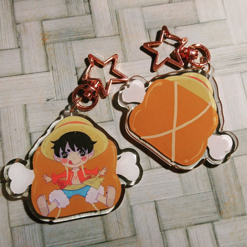 Image of One Piece Charm