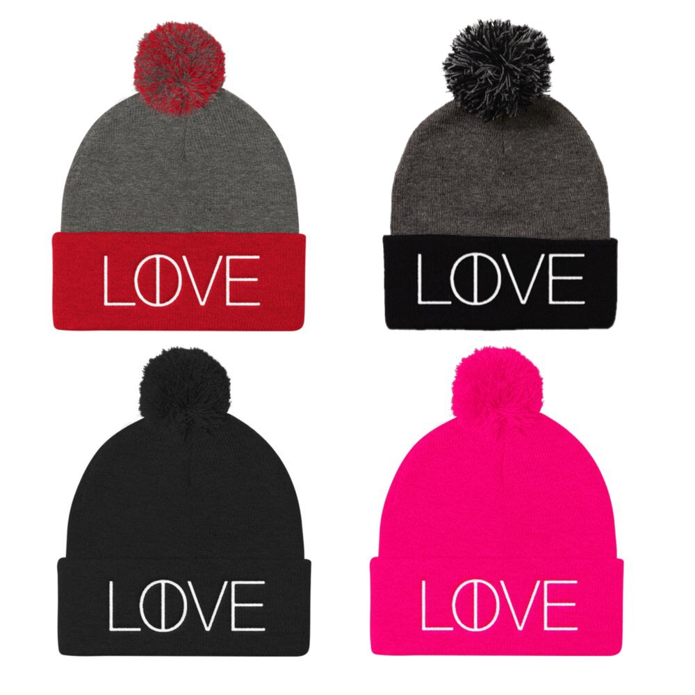 Image of The Live and Love Beanie