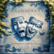 Image of MASQUERAGE - Hangman's Revelations CD