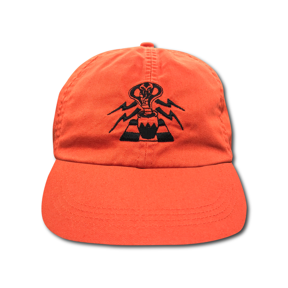 "Image of TAKEGOODCARE™ ""MYSTIC"" CAP ORANGE"