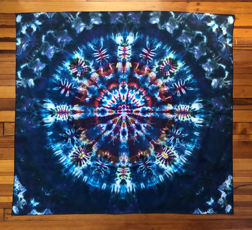 Image of Intensity contained Mandala