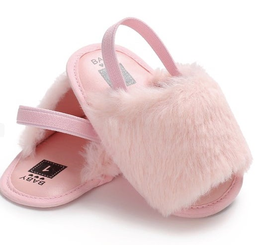 Image of Blush Spa Slippers