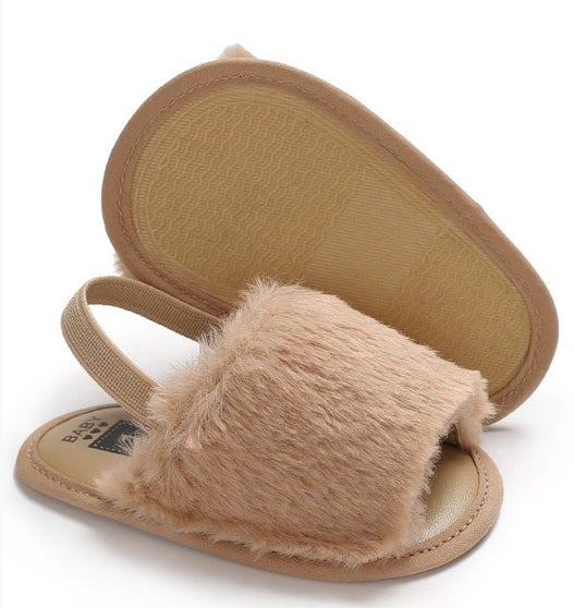 Image of Neutral Baby Spa Slippers