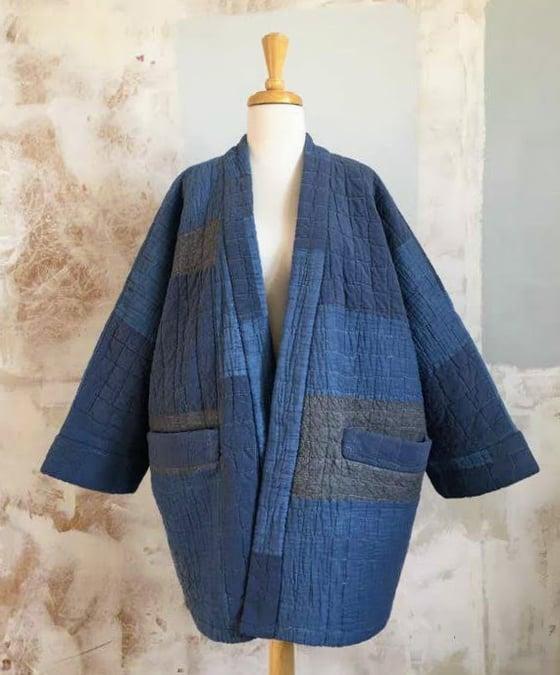 Image of Quilt Coat 111802