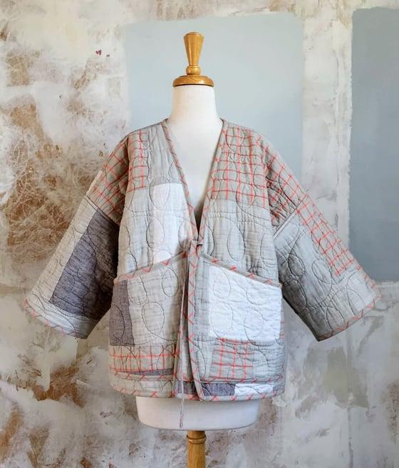 Image of Quilt Coat 111804