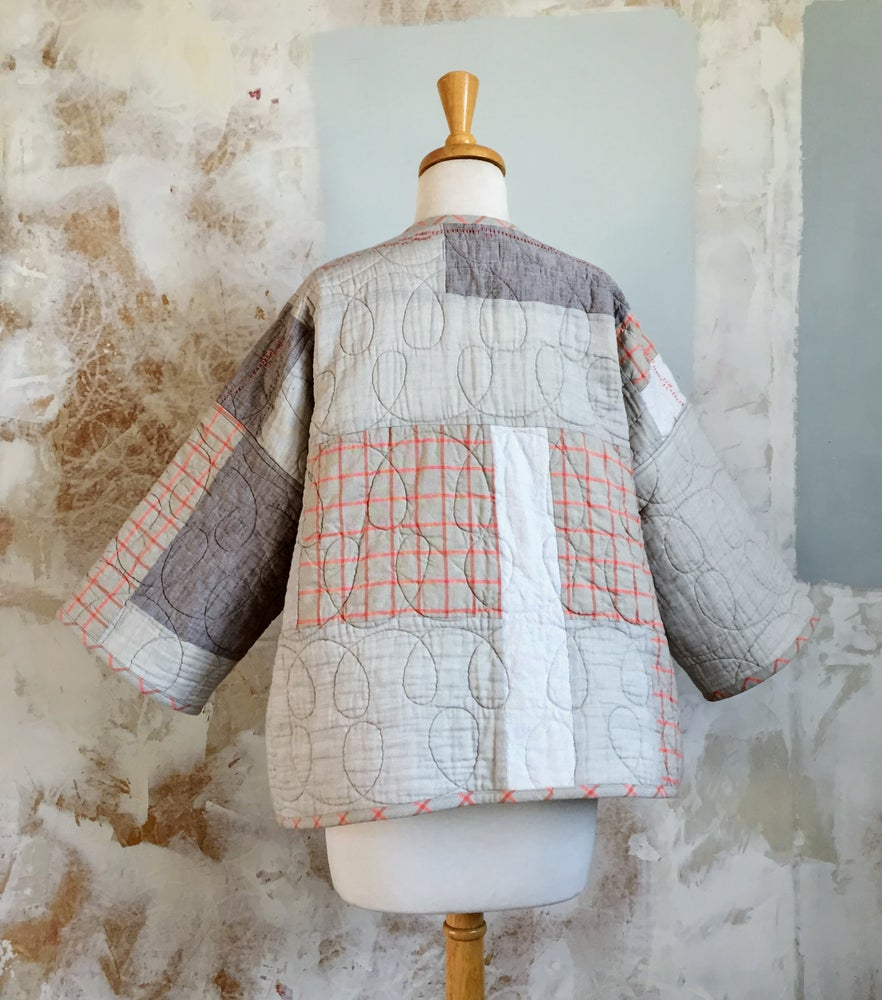 Image of Quilt Coat 111804