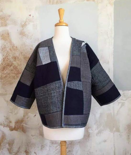 Image of Quilt Coat 111805