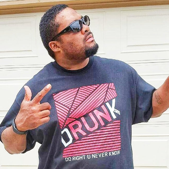 "Image of ""Drunk Geometric"" T-Shirt"
