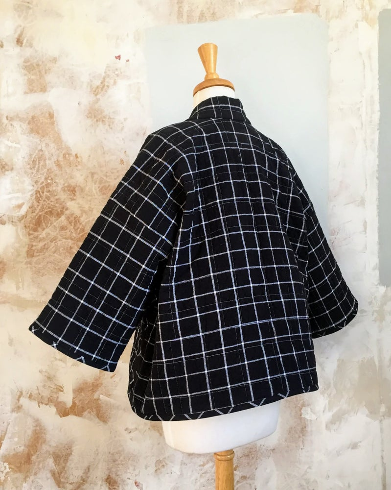 Image of Quilt Coat 111807