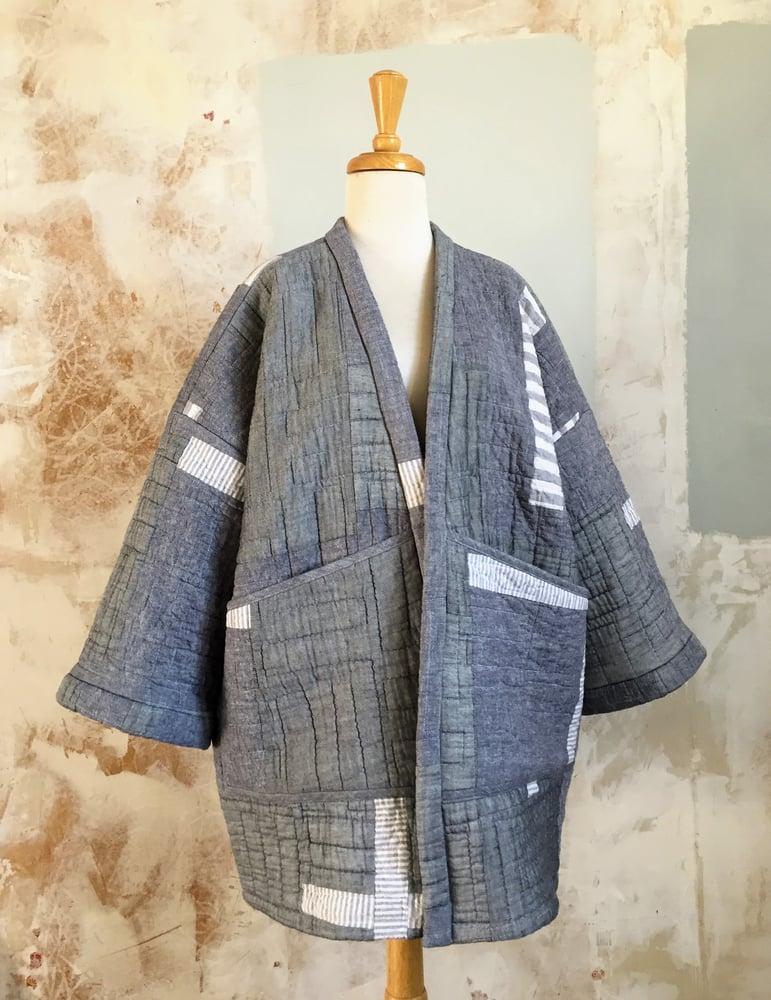 Image of Quilt Coat 111808