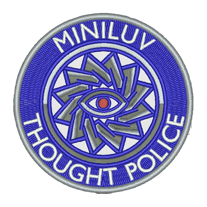 Image of Miniluv Thought Police