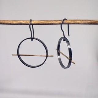Image of Modern hoops