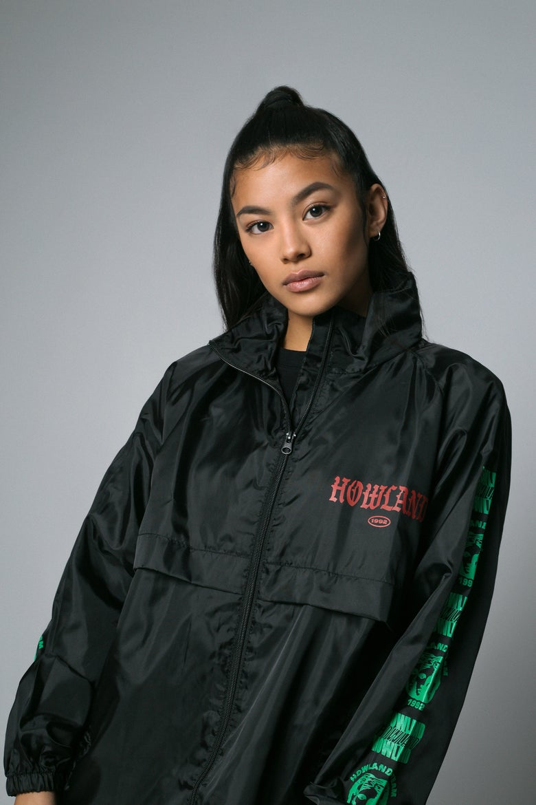 Image of METROPOLIS WINDBREAKER G.