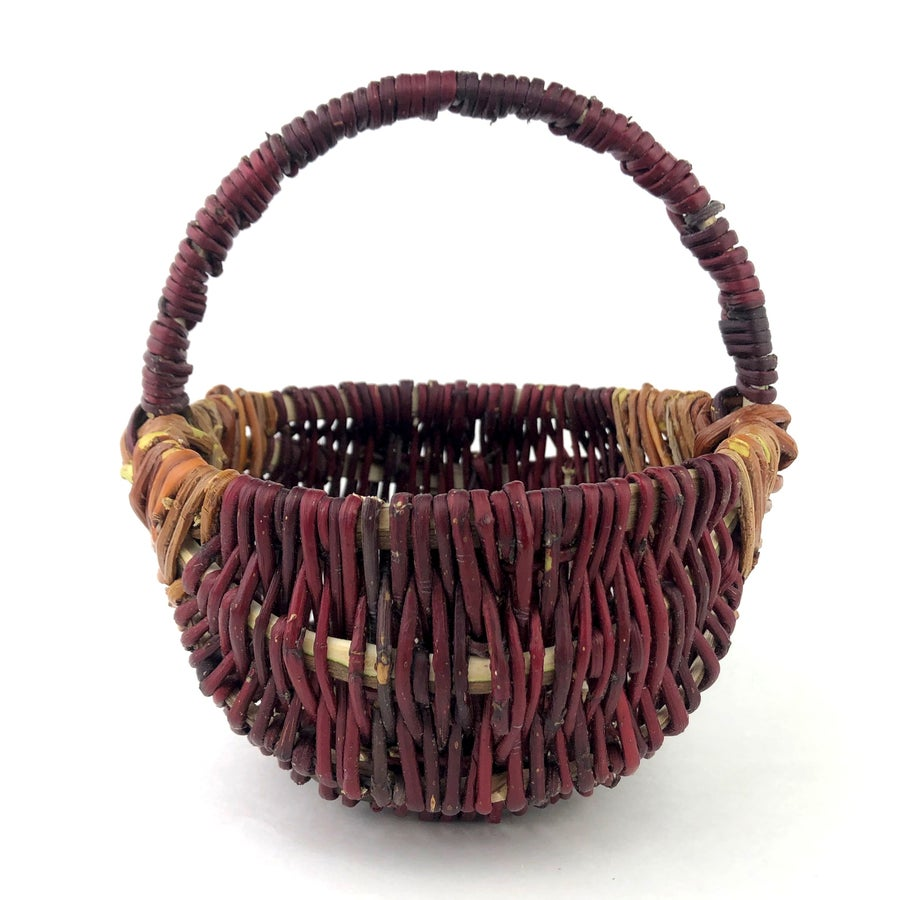 Image of Red Willow Basket (Small)