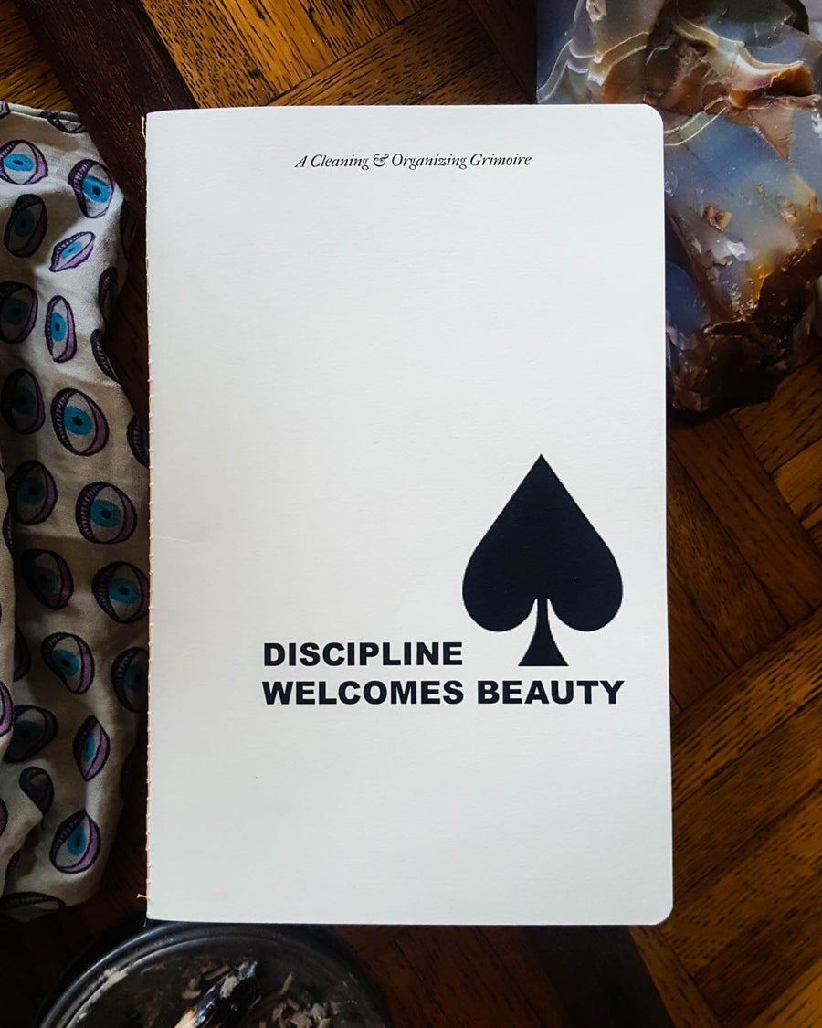 Image of [PRE ORDER] // DISCIPLINE WELCOMES BEAUTY