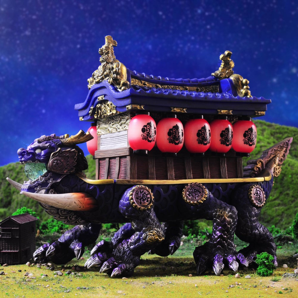 Image of Hoi Ba Long -Emperor Temple  海覇龍帝王寺