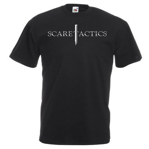 Image of Scare Tactics Logo T-Shirt