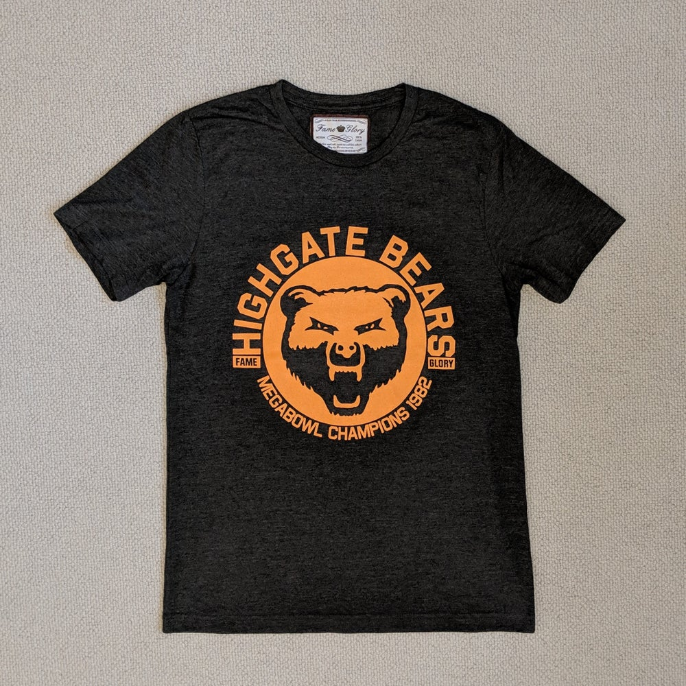Image of Highgate Bears - Premier Cru Edition (Dark Grey Heather)
