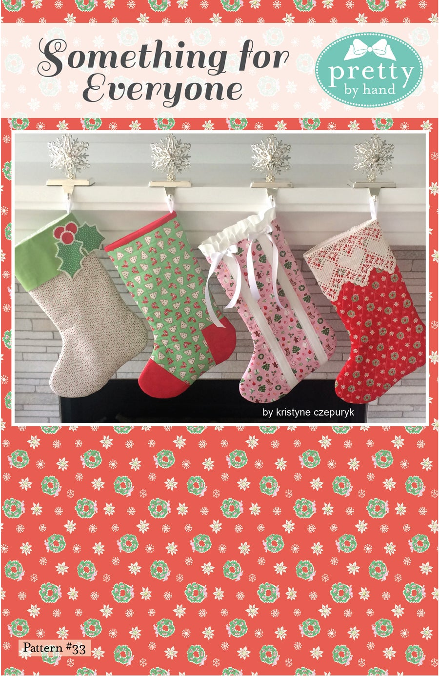 Image of Something for Everyone Stocking Pattern - PDF Only