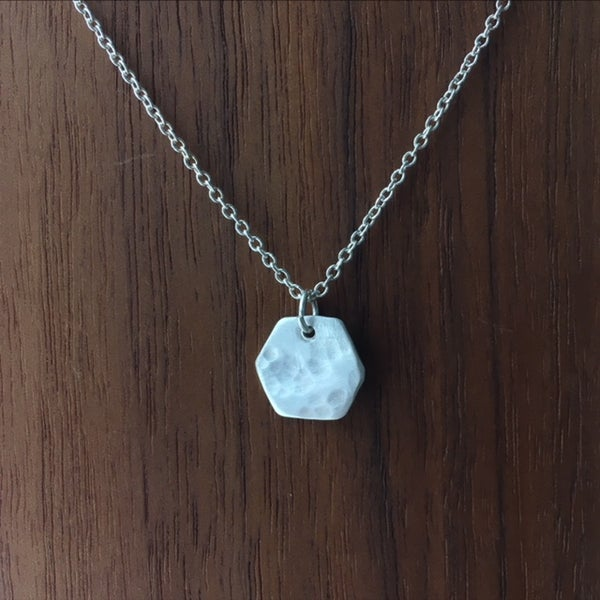 Image of Honeycomb necklace