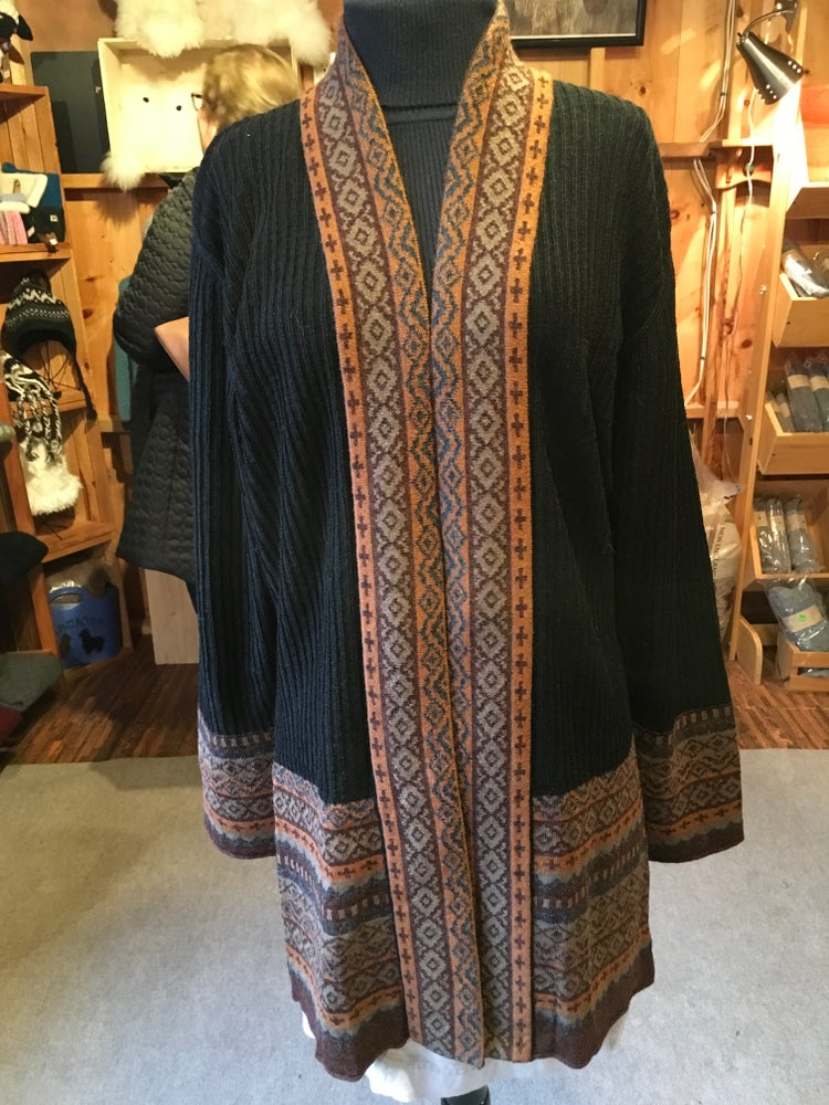Image of Black Diamond Cardigan