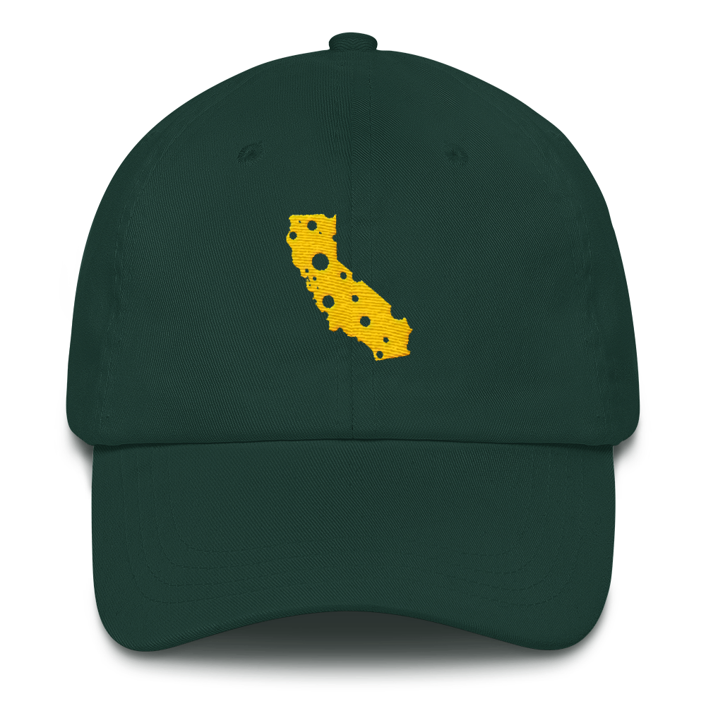 Image of California Cheese Dad Hat