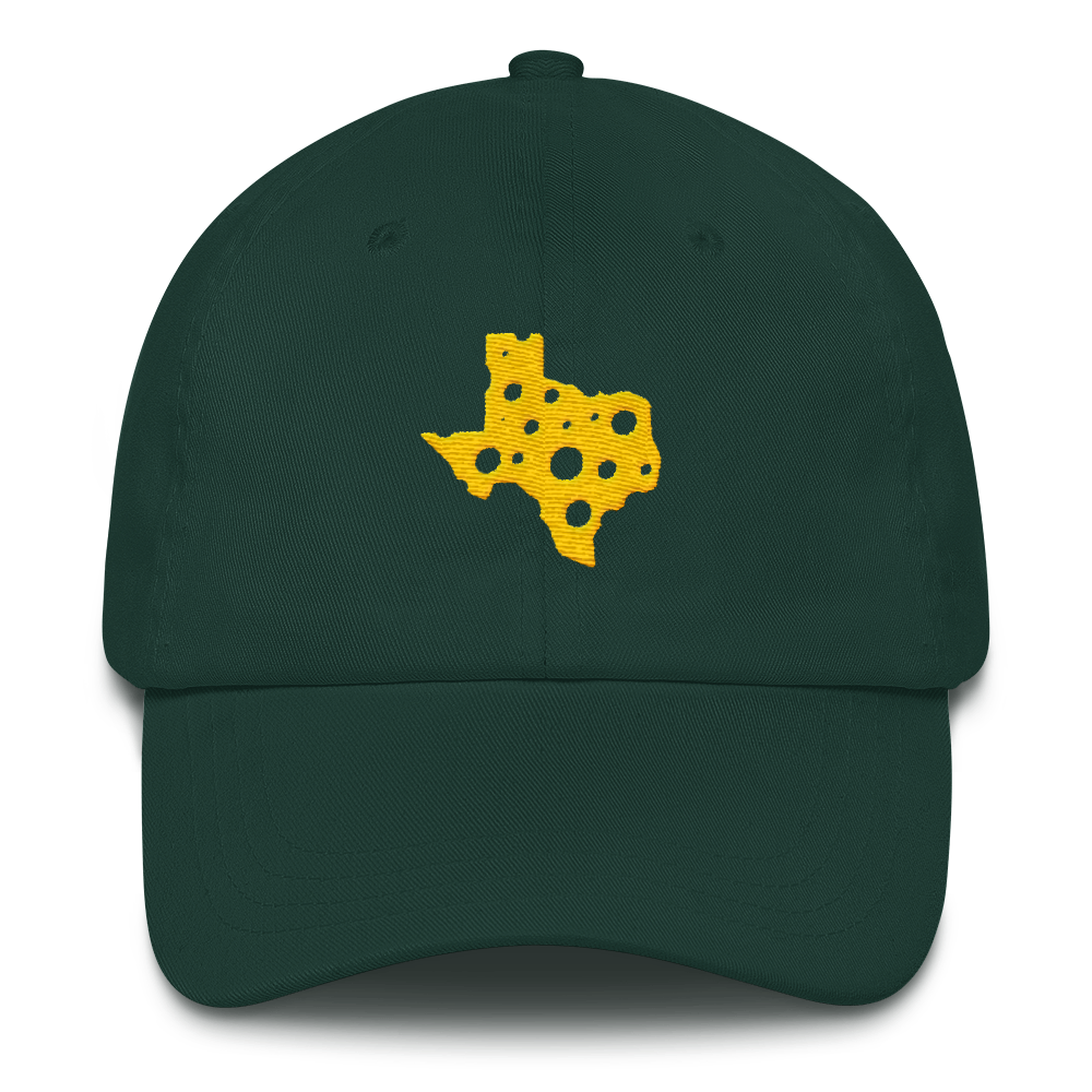 Image of Texas Cheese Dad Hat
