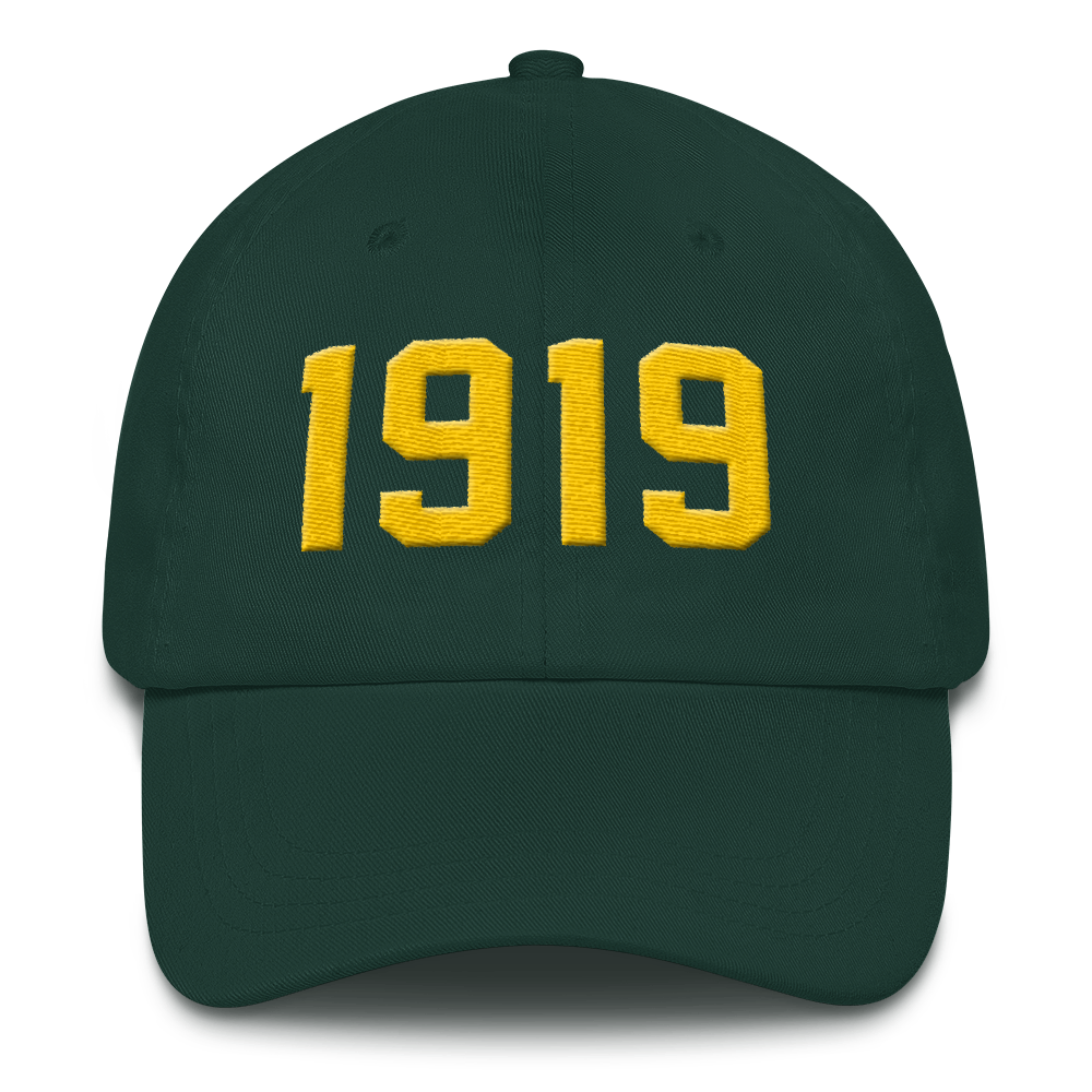 Image of 1919 Dat Hat Green