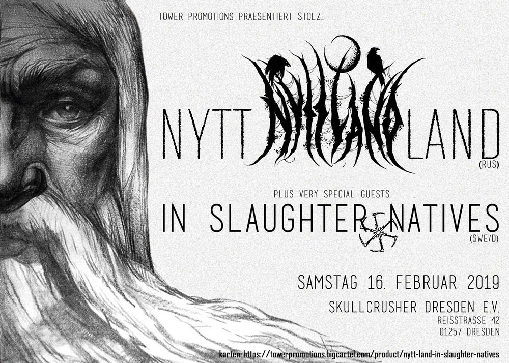 Image of NYTT LAND - IN SLAUGHTER NATIVES