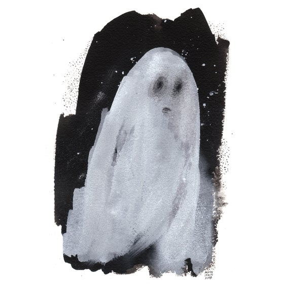 Image of Ghost Day One PRINT