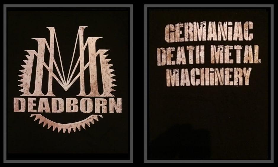 Image of T-Shirt  Logo MMM