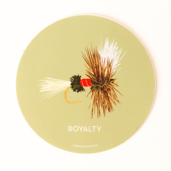 Image of Royalty Sticker
